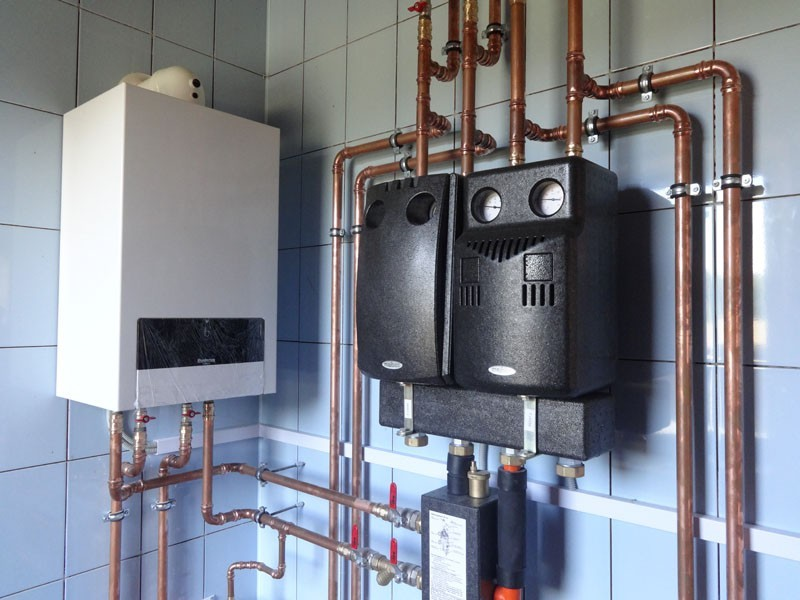 Монтаж газовых котлов под ключ