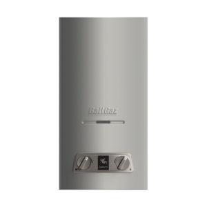Водонагреватель газовый BaltGaz Comfort 11 цвет – нержавеющая сталь